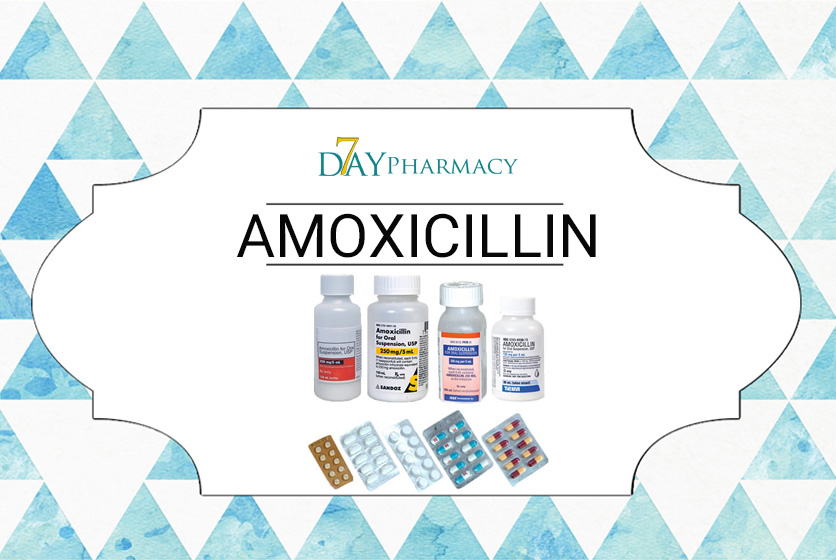 Buy Amoxicillin online