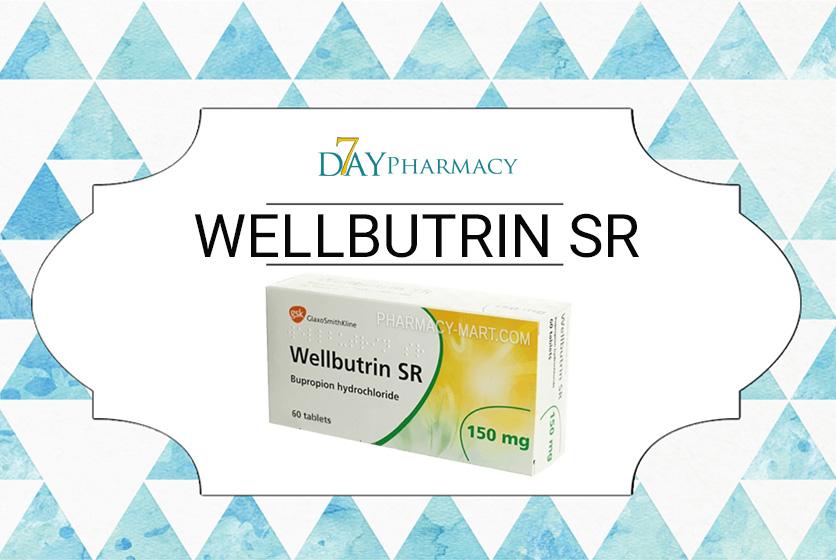 Buy Wellbutrin SR online
